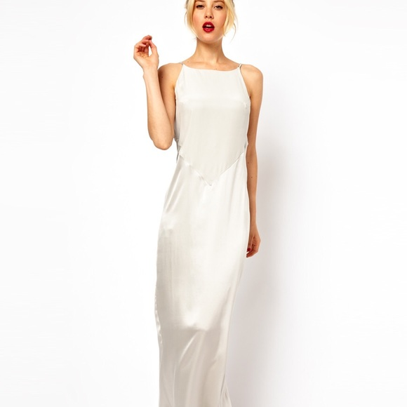 7a3af6ab67d7 Mango Dresses   Silk Maxi Dress   Poshmark